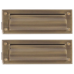 Mailboxes by BRASS Accents, Inc.