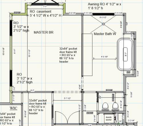Astounding Master Bath Dilemma Placement With Toilet Bidet Inzonedesignstudio Interior Chair Design Inzonedesignstudiocom