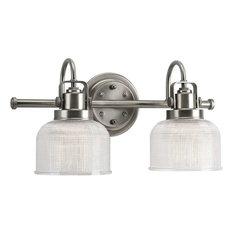 Bathroom Vanity Lights Nickel