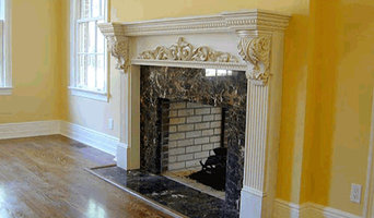 Our Fireplace Mantels