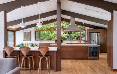 Kitchen of the Week: A Celebration of Midcentury Modern Splendor