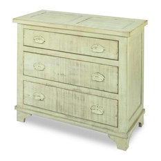 Camryn Industrial Chest, Mint Green