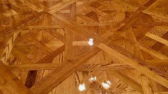 Custom Detail Hardwood Floors