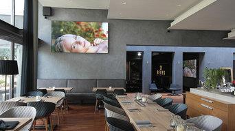 Aménagement Restaurant Becks Allemagne