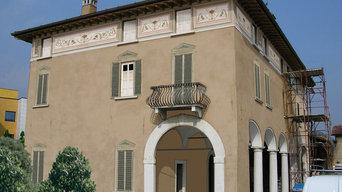 palazzo a San Polo, Brescia
