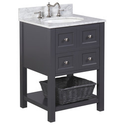 Good Contemporary Bathroom Vanities And Sink Consoles by Kitchen Bath Collection