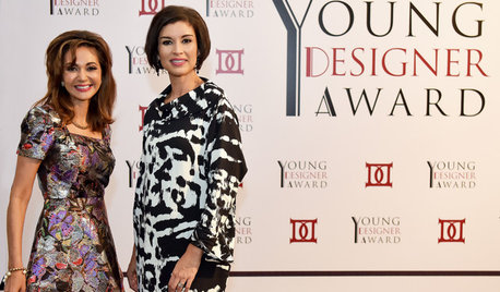 What is the Young Designer Award?