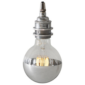 Hektor Hard Filament G95 LED Light Bulb