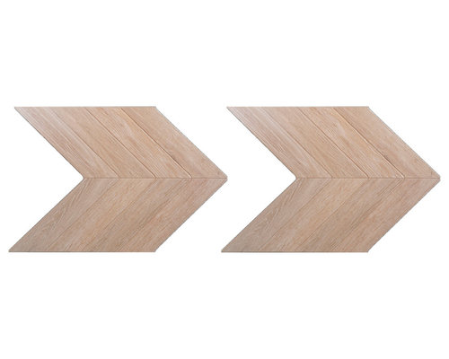 Chevron Xilo Cannelle - Wall & Floor Tiles
