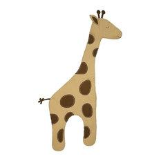 Dreamy Nights Giraffe Wall Sculpture