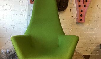 Frank's Mid Century Chair