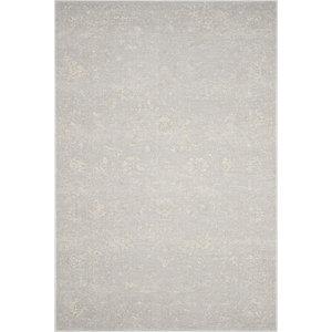 Safavieh Carnegie CNG621G 9'x12' Light Gray, Cream Rug