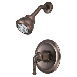 Traditional Showerheads And Body Sprays by Pioneer Industries, Inc.