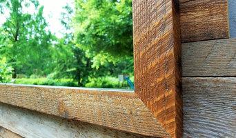 Custom Reclaimed Barnwood Rustic Wood Mirror