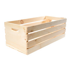 Crates & Pallet - Extra Large Crate - Storage Bins and Boxes