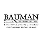 Bauman Custom Woodworking's photo