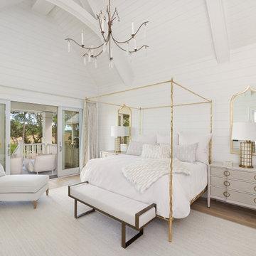 White Seems Right, Master Bedroom