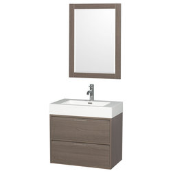 Contemporary Bathroom Vanities And Sink Consoles by Wyndham Collection
