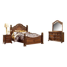 Liberty   Liberty Messina Estates Bedroom Bedroom Set With King Bed    Bedroom Furniture Sets