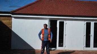 Installation of Jacuzzi in Dartford