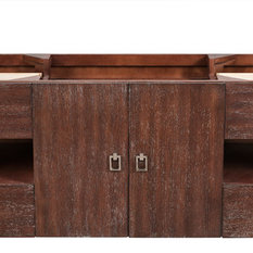 "Sonoma 48"" Single Vanity, Coffee Oak"