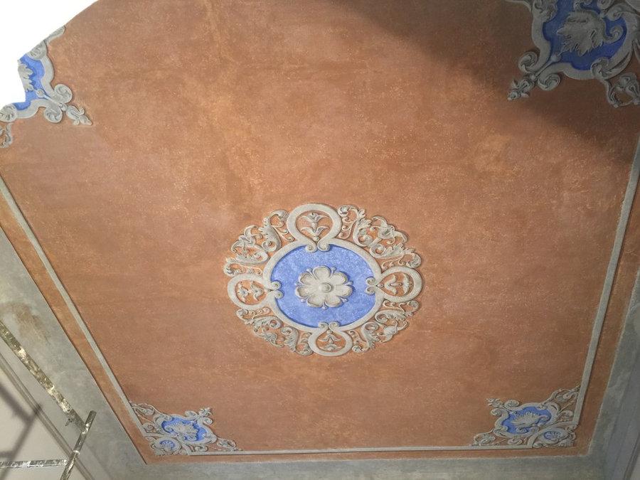 Restauro di Palazzo Storico in Emiia