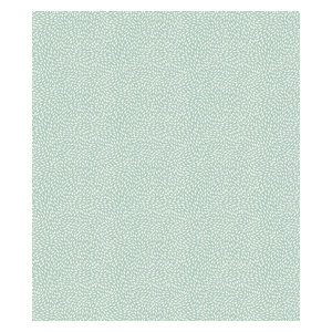 "Lola ""Go With the Flow"" Jade PVC Tablecloth, 140x140 cm"