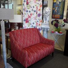 Elegant Two Seater Sofa