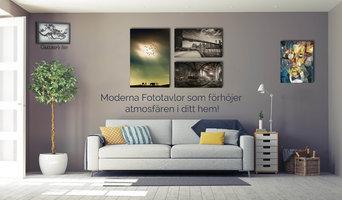 Moderna Fototavlor