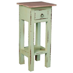 Farmhouse Side Tables And End Tables by Sunset Trading