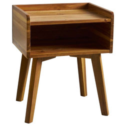 Midcentury Nightstands And Bedside Tables by GDFStudio