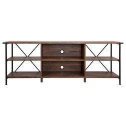 Industrial Entertainment Centers And Tv Stands by THY-HOM