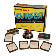 WorldWise Imports - Curses! - Board Games and Card Games