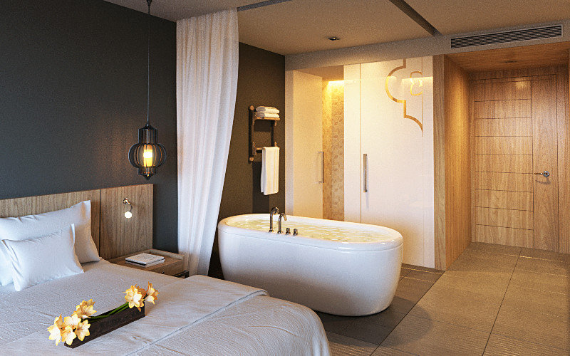 Mai House Hotel,Patong Beach-Suite 2