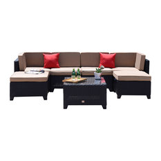 Lounge sofa outdoor  Outdoor Lounge Furniture | Houzz