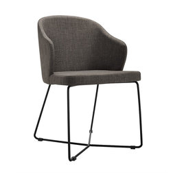 Industrial Dining Chairs by Vig Furniture Inc.