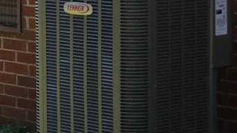 Changeout from Oil to Heat Pump