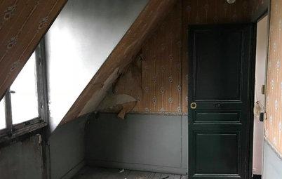 Avant/Après : 3 chambrettes oubliées muées en un coquet appart