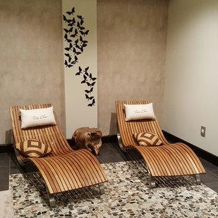 Basement Spa Bath