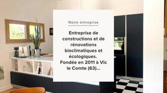 Company Highlight Video by Bati Concept écologique