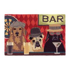 "Bar Patrol Doormat, 48""x30"""
