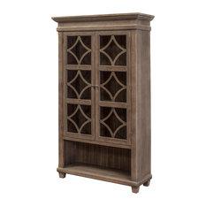 Martin Furniture Carson Glass Display Cabinet