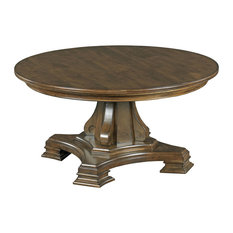 pedestal coffee tables | houzz