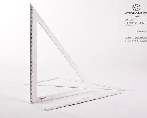 Squadrette tecniche Vittorio Martini - Prodotti