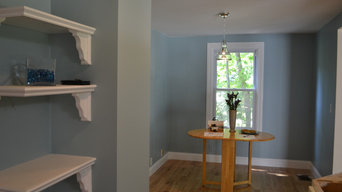 Staging an Empty Home