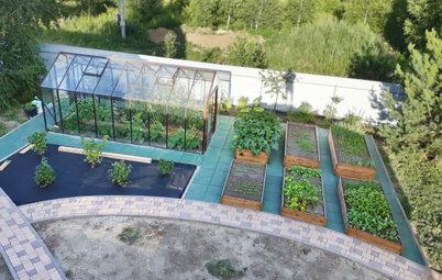 Таймлайн и бюджет проекта: Декоративный огород за 282 728 ₽