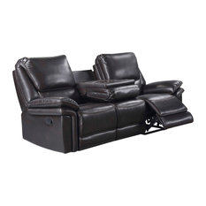 Houston 3-Seater Recliner Sofa With Bar