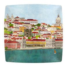 Alma De Lisboa Charger Plate