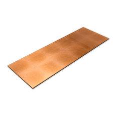 "Requiem Copper 10""x30"" Glass Wall Tile"