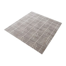 Armito Handtufted Wool Rug In Warm Grey